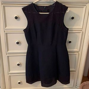 J. Crew Black Cocktail Dress